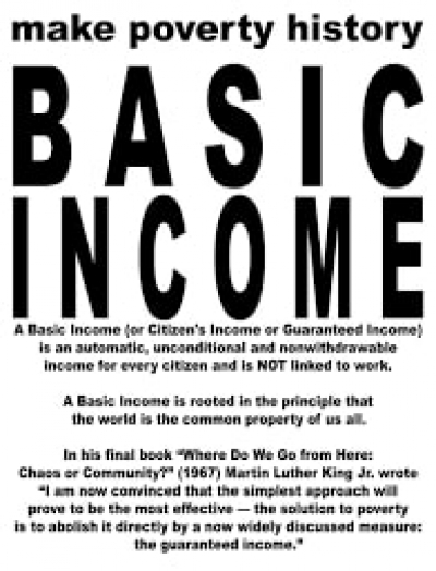 The (Big!) Difference Between a 'Basic Income' and the National Dividend