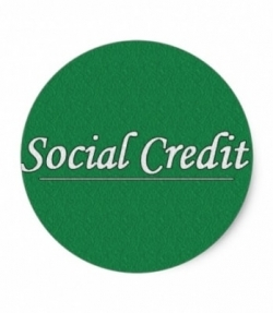 Social Credit in a Sentence